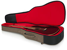 Gator Cases GT-ACOUSTIC-TAN Guitar Gig Bag NEW UPC 716408543321