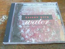 Saigon Kick Rare OOP CD Water