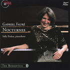 Gabriel Faure Complete Nocturnes - 2 DISC SET - Sally Pinkas (2002, CD NEUF)