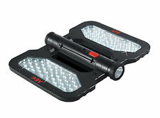 AEG lampada LED farfalla caricatore 12V e rete 230V incluso