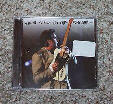 VINCE GILL - GUITAR SLINGER --- 2011 RELEASE / SEALED / UNOPENED CD