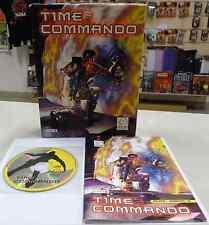 Computer Game Gioco PC CD-ROM ITALIANO TIME COMMANDO C.T.O Adeline Software ITA