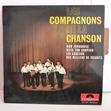 COMPAGNONS DE LA CHANSON Mon espagnole / mets ton chapeau ... 27165