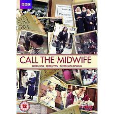 NEW CALL THE MIDWIFE Seasons 1-2 bonus Christmas Special 2012 Region 2