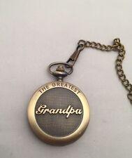 Pocket Watch The Greatest Grandpa