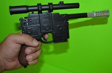 "Star Wars - DL-44 / DL44 blaster - Han Solo (Harrison Ford) Gun - (11"" Long)"