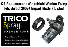 Windshield / Wiper Washer Fluid Pump - Trico Spray 11-618