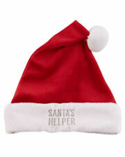 New Carter's Santa Claus Style Red Hat with White Trim Pom Pom 3-9 Month NWT