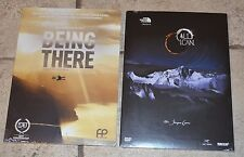 New Lot of 2 Extreme Sports Skiing DVD's Being There and All I Can