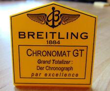 BREITLING AUFSTELLER CHRONOMAT GT GRAND TOTALIZER I229