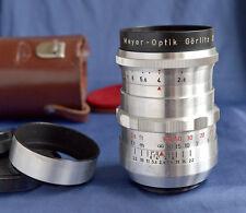 M42 * Meyer Optik Gorlitz TRIOPLAN 2.8 / 100mm *15 blades, preset version * NICE