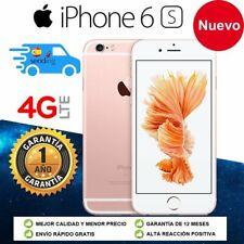 NUEVO Apple iPhone 6S 16GB 32GB 64GB 128GB Libre Desbloqueado + Garantia 1 Ano