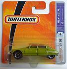 Matchbox 2009 Heritage Classics - 1968 CITROËN DS - Pea Green