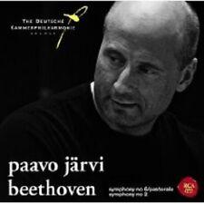 "PAAVO JÄRVI ""BEETHOVEN SYMPHONIES NO 6..."" SACD NEW"
