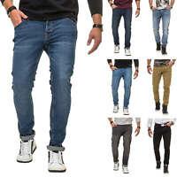 Jack & Jones Herren Jeans Slim Fit Stretch Herrenhose Hose Chinos Color Mix NEU