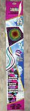 "New!•X Kites•ColorMax•Nylon Diamond Kite•Hypno/Psychedelic Design•25"" Wide•Kite"
