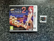 Style boutique 2 nintendo 3ds game