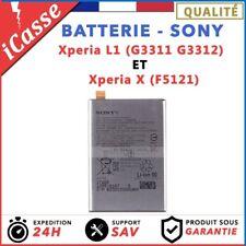 Batterie Sony Xperia L1 (G3311 G3312) et  Xperia X (F5121)