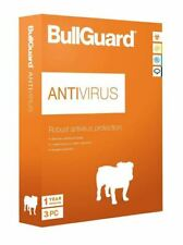 BullGuard Antivirus Edition 3 User Licence 1 Year for All Windows