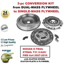 FOR NISSAN X-TRAIL XTRAIL T31 2.0dCi FWD 4x4 2007-2010 NEW CLUTCH CONVERSION KIT