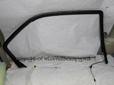 BMW 7 series E38 91-04 LWB LH NSR left rear plastic window frame trim surround
