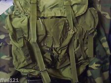 Sac à dos US ALICE PACK D'Occasion Large Olive sans châssis avec Indolent original US