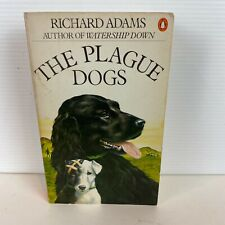 box8The Plague Dogs by Richard Adams Paperback Book