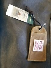 Filson Tin Cloth Limited Edition Luggage Bag Briefcase Tag - New!