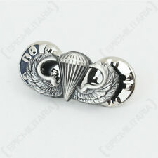 US Army Paratrooper Wing Badge - Small Repro Para Metal