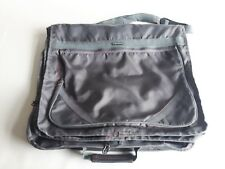 T7 - CUSTOM Suit Carrier/Garment Bag With  Two Hangers & Zipped Compartments.