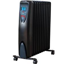 Dimplex 1.5kW Premium Eco Column Heater with Timer & Remote in Black OFRC15ECCB