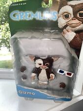Gremlins Gizmo Figure Reel Toys Action Figure with 3D Glasses Neca -  2003