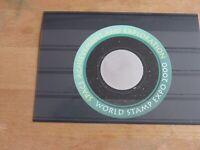 USA Briefmarken Mi 3357 Postfrisch ** Block 52 World stamp expo 2000 Eilpost