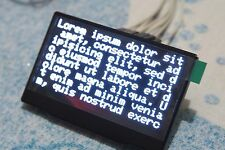 I2C 2.42 OLED 128x64 Graphic OLED White Display ( Arduino / PIC / Multi-wii)
