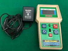 Coleco Electronic Quarterback Football Game - Tested & Works with Power Supply
