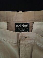 Men's Adidas Beige Cargo Shorts Size M
