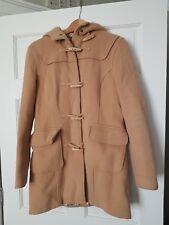 TOPSHOP Duffle Coat Size 10