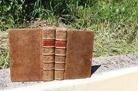 quintiliani institutiones oratoriae (Hackiana) 1665 2 vol (2 frontispices) relié