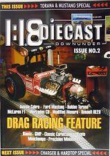 1:18 Diecast Downunder #2 Biante Classic Cobra Mustang Torana McLaren Renault
