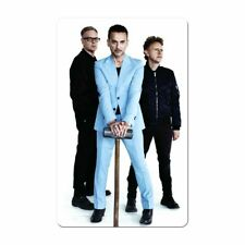 Depeche Mode FRIDGE MAGNET nuevo Dave Gahan dm Flexible perfecto para regalo #1