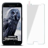 Panzer Glasfolie für Samsung Galaxy A3 2017 aus Hart Glas Klar Display Schutz