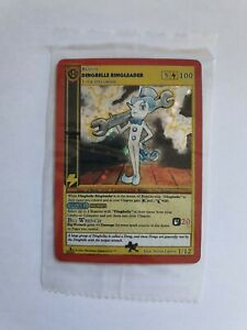 Metazoo Cryptid Nation 1st Edition Dingbelle Ringleader SEALED IN HAND UK