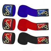 3 Par JPI Mma Boxe Hand Wraps Luvas Interior Ataduras Protetor Muay Thai Luvas