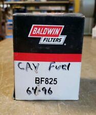 Baldwin Fuel Filter BF825 1R-1173-B11
