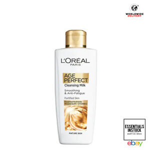 L'Oreal Paris Age Perfect Cleansing Milk Smoothing and Anti Fatigue 200ml