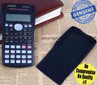 SCIENTIFIC CALCULATOR ELECTRONIC OFFICE 12 DIGITS SCHOOL EXAMS GCSE WORK OFFICE