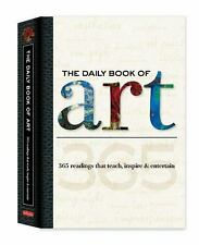 Daily Book of Art : 365 readings that teach, inspire and Entertain
