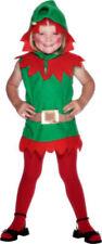 Costumi e travestimenti Natale per carnevale e teatro per bambini e ragazzi Taglia 3-4 anni