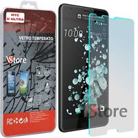 """2 Film glass Tempered For HTC U ULTRA Screen Protector Display 5,7"""""""
