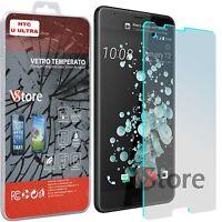 """Pellicola in Vetro Temperato Per HTC U ULTRA  Proteggi Schermo Display LCD 5,7"""""""